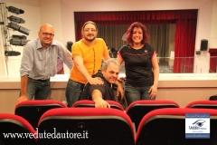 Reportage teatro a Pavia