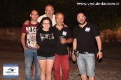 Foto Ricordo di Gruppo a fine serata Notte delle Note di Morimondo