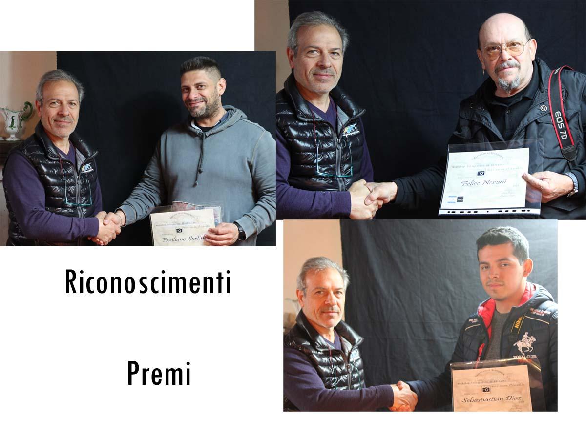 Premi Riconoscimenti